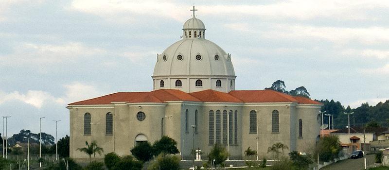 Resultado de imagem para Basílica de São José Operário se localiza em Barbacena,